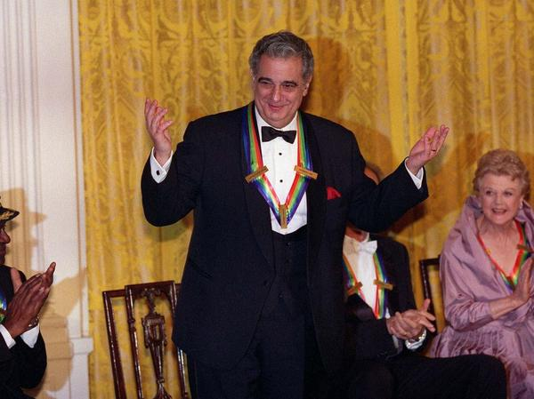 Tenor Placido Domingo was the first Hispanic honoree, receiving the award in 2000.