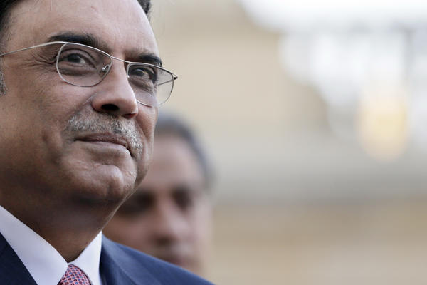 An investigative report found that less than a third of Pakistani lawmakers filed tax returns for 2011. The report said Pakistan's President Asif Ali Zardari, photographed in Paris in December, did not file a return, though his spokesman says he did.