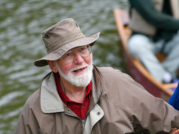 Canoe maker and conservationist Ralph Frese founded the gear shop Chicagoland Canoe Base.