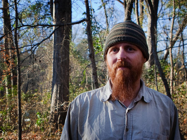 David Daniel, an east Texas landowner,  built an elaborate network of treehouses in an attempt to stop the Keystone XL pipeline form coming through his property.