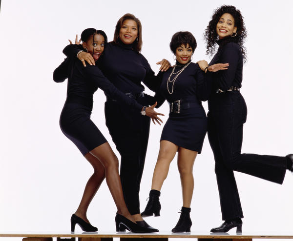 <em>Living Single</em> (1993-1998) featured four young, black, professional women in New York — including Queen Latifah as the ambitious head of a small magazine.
