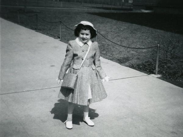 "<strong><a href=""http://apps.npr.org/sotomayor-family-photos/"">Watch an interactive</a></strong> of the Supreme Court justice narrating her personal family photos. (Above: Sotomayor, 1959)"