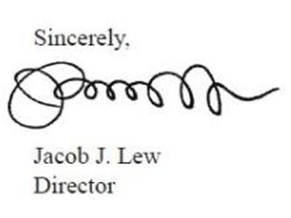 """Jacob """"Jack"""" Lew's particularly inscrutable signature caused a stir after he was nominated for Treasury secretary, because the title would put his signature on new U.S. currency."""