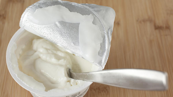 Some of the author's favorite foods, like yogurt, just didn't taste good during chemo.