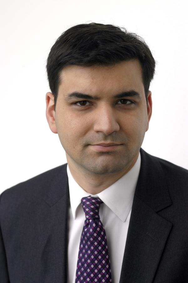 Gordon Corera is the security correspondent for the BBC and author of <em>The Art of Betrayal.</em>