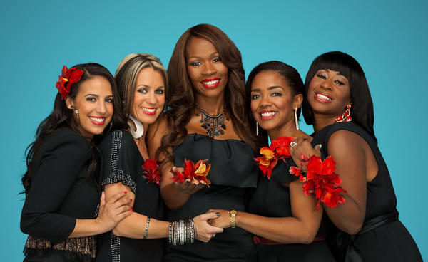The new TLC show <em>The Sisterhood</em> follows the lives of five preachers' wives in Atlanta.