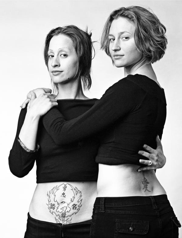 Nina Singh and Anna Rubin, Montreal 2004