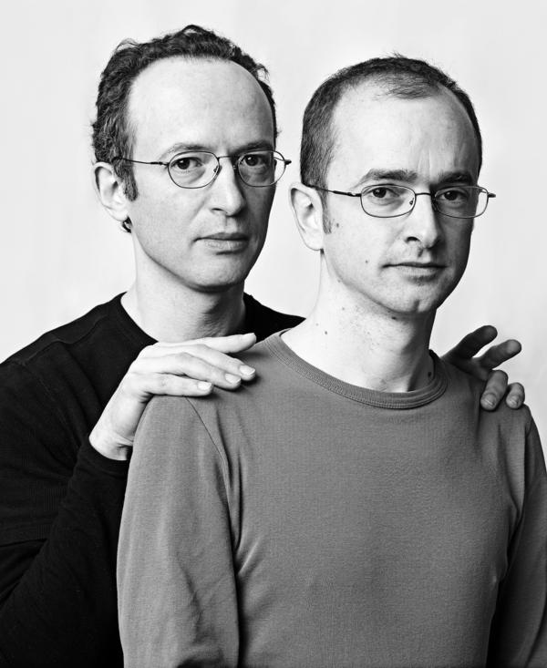 Marcel Stepanoff and Ludovic Maillard, Paris 2005
