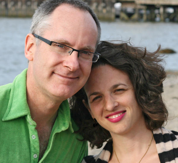 """<a href=""""http://www.npr.org/templates/story/story.php?storyId=171602318"""">Rob Cottingham and Alexandra Samuel say their relationship is stronger because they communicate so much via social media.</a>"""