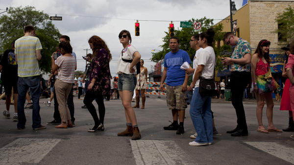 Whether you buy a $795 badge or show up with a little spare cash on hand, SXSW has something for you — and will expect you to stand in line at some point.