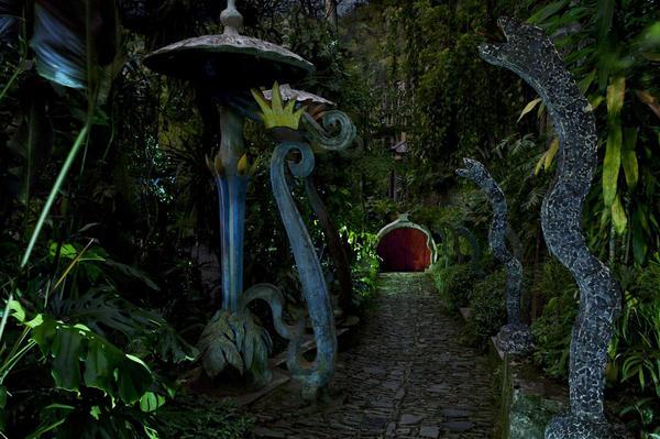 Las Pozas, Xilitla, Mexico