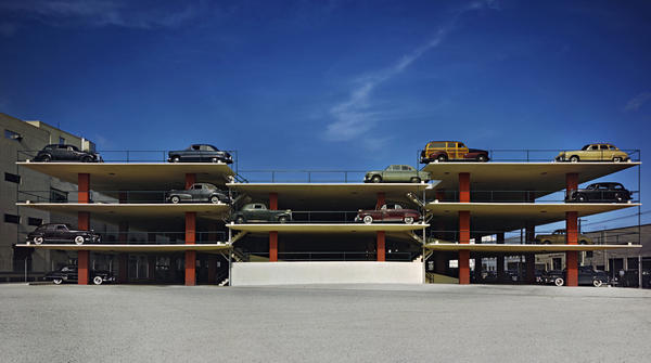 <em>Miami Parking Garage, Robert Law Weed and Associates, Miami, Fla.,</em> 1949