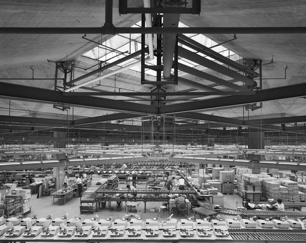 <em>Olivetti Underwood Factory, Louis Kahn, Harrisburg, Pa.,</em> 1969