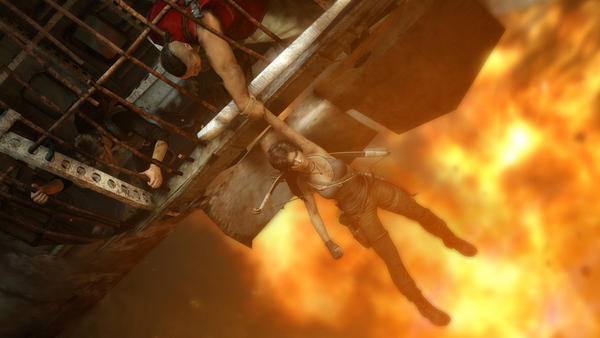 The <em>Tomb Raider</em> video game franchise started in 1996. The latest version of the game starring Lara Croft (a character played by Angelina Jolie in film adaptations) is being released Tuesday.
