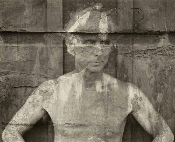 <em>Max Ernst</em>, 1946 (Frederick Sommer)