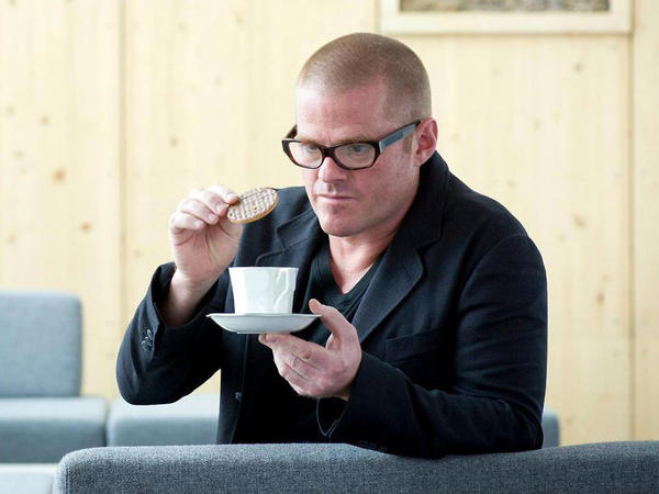 When chef Heston Blumenthal was a kid, he wondered why people loved to dunk their biscuits into tea.
