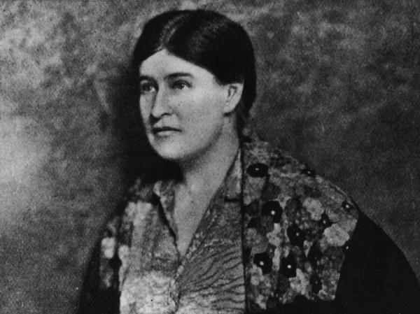 Pulitzer Prize-winning American author Willa Cather wrote such novels as <em>My Antonia</em> and <em>O Pioneers</em>!