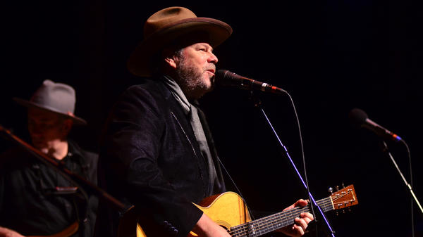 Robert Earl Keen performs live on <em>Mountain Stage</em>.