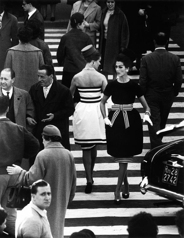 <em>Simone, Piazza di Spagna,</em> 1960
