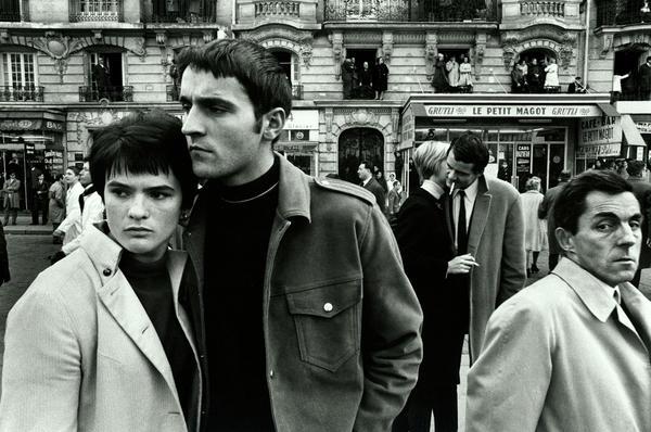 <em>Le Petit Magot, 11 November,</em> Paris, 1968