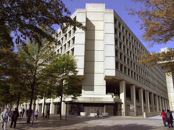 This photo of the J. Edgar Hoover Building was taken in November 2001. After the Sept. 11 attacks, the FBI stopped offering tours of its headquarters.