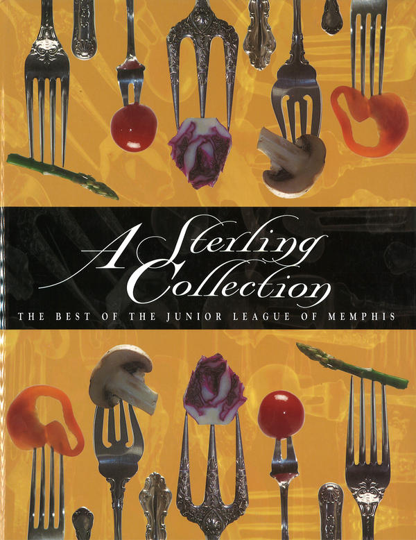 <em>A Sterling Collection</em> has highlights from 50 years of Junior League of Memphis cookbooks. Sales benefit a number of programs that help children, women and families.