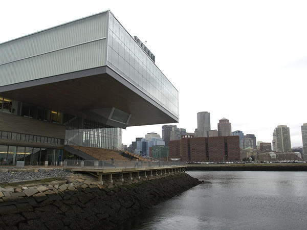 The Institute of Contemporary Art in Boston is offering free admission Tuesday.