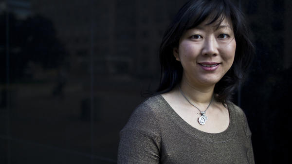 """Monica Youn, who joined NPR as a NewsPoet <a href=""""http://www.npr.org/2012/04/27/151517039/newspoet-monica-youn-writes-the-day-in-verse"""">last year</a>, works as a lawyer. She says that poetry appears in law more often than you might think — but nobody calls it poetry."""