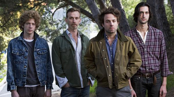 Dawes' new album is titled <em>Stories Don't End</em>.
