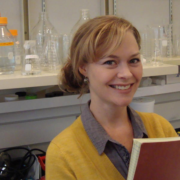 Katherine Larson was a recent winner of the Yale Series of Younger Poets competition. She is also a research scientist — specifically, a molecular biologist.
