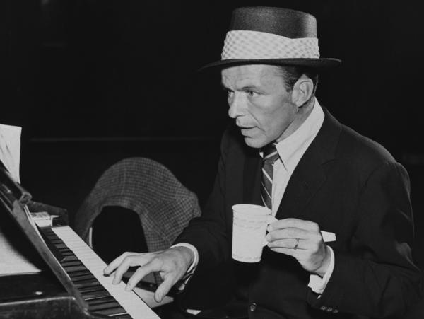 "Frank Sinatra's ""The Coffee Song"" makes light of a perceived Brazilian coffee glut."