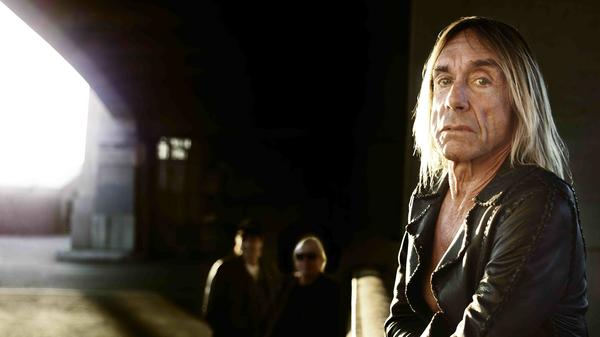 Iggy & The Stooges just released a new album, <em>Ready to Die</em>.