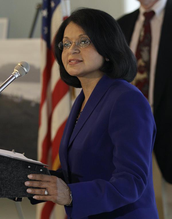 Assistant Attorney General Ignacia S. Moreno in September of 2011.