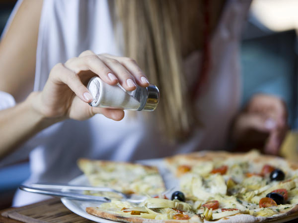 Eat less salt, but not too much less.