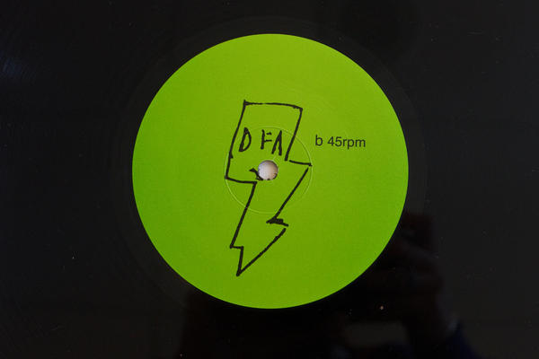 <strong>DFA Records</strong> <br />(B-side label)