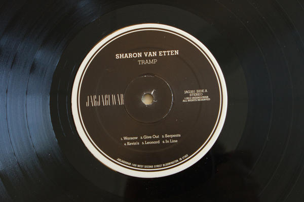 <strong>Jagjaguwar</strong><br />(<em>Tramp</em> by Sharon Van Etten, 2012)