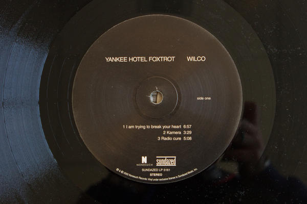 <strong>Nonesuch Records</strong><br />(<em>Yankee Hotel Foxtrot</em> by Wilco, 2002)