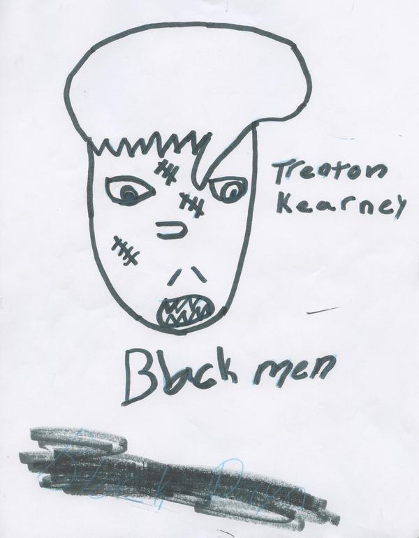 Trenton Kearny, third grade