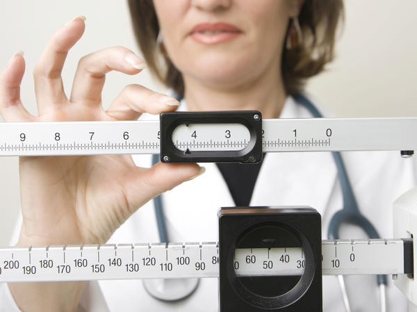 Going to the doctor may be uncomfortable for people who are worried about weight.