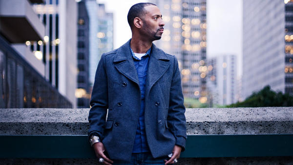 Madlib, the voice and producer behind Quasimoto.