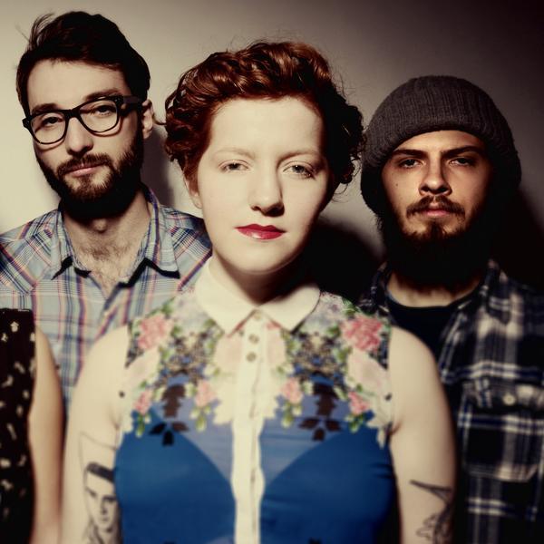 Boston string band Joy Kills Sorrow.