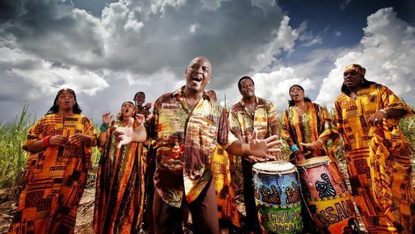 The Creole Choir of Cuba's latest album, <em>Santiman</em>,<em> </em>has a satisfying flow from celebration to solemnity.