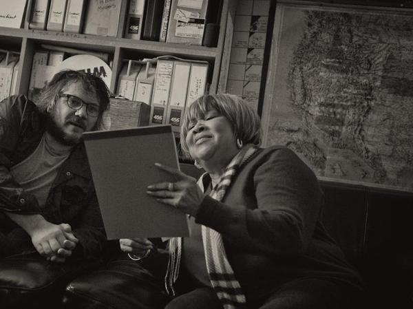Mavis Staples has been performing for more than six decades. <em>One True Vine</em> is her second album-length collaboration with Wilco frontman Jeff Tweedy.