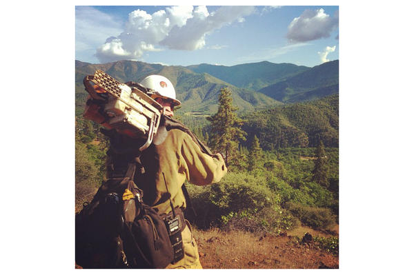 """""""The hiking I expected but there are few locations that we went to that I just stopped and thought, 'What did I get myself into' and then I looked around and I was at 11000 feet on top of a mountain ..."""""""