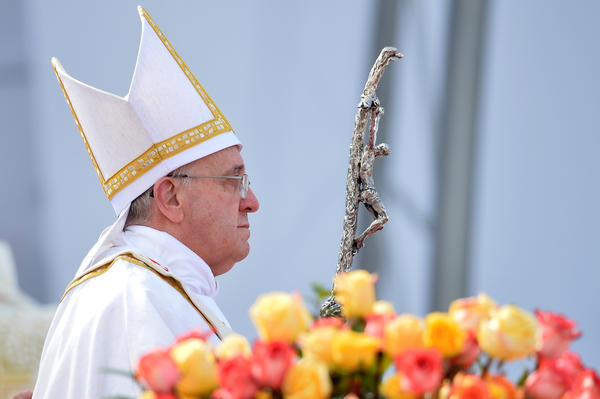 Francis, the first Latin American pope, is on his first trip abroad as pontiff.