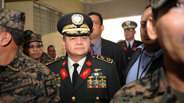 Romeo Orlando Vasquez Velasquez took a combat arms course at the School of the Americas at Georgia's Fort Benning in 1976 and another on small unit training in 1984. As a general in 2009, Vasquez overthrew the democratically elected president of Honduras.