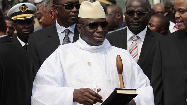 Yahya Jammeh, a captain in Gambia's army at the time, attended a police training course at Fort McLellan in Alabama in 1994. Later the same year, Jammeh and four other junior officers staged a bloodless coup of the Gambian government.
