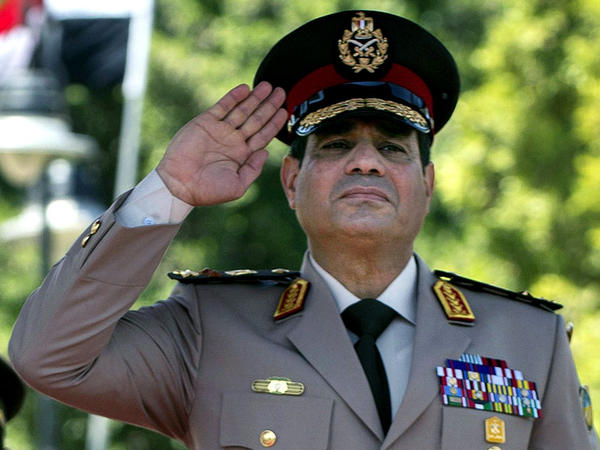 Gen. Abdel-Fattah el-Sissi, who studied at the U.S. Army War College in 2006, led the recent military takeover of the government of Egyptian President Mohammed Morsi. El-Sissi is the latest in a series of U.S.-trained military officers who have ousted a civilian government.