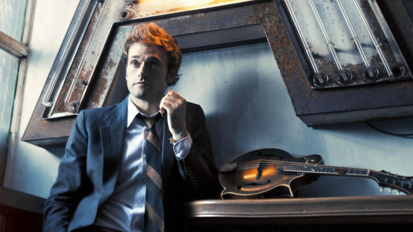 Chris Thile's new album, <em>Sonatas and Partitas</em>, draws from material written by Johann Sebastian Bach in the early 1700s.