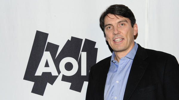 Tim Armstrong, the CEO of AOL.